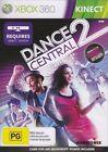 Dance Central 2 (Kinect) Microsoft Xbox 360 PAL Brand New