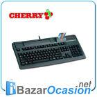 Teclado con Lector DNI-e y Banda Magnética CHERRY G81-8040 - Keyboard TPV USB