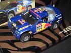 J797 MINICHAMPS 1/43° VW RACE TOUAREG SABY PAMPAS 2005