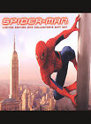 Spider-Man (DVD, 2002, 3-Disc Set, Limited Edition Collectors Giftset Widescreen)