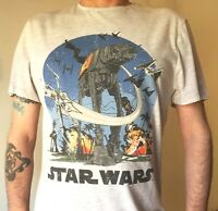 Star Wars t shirt The force awakens officially licensed Tie Fighter Jedi s - XL