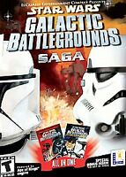 Star Wars: Galactic Battlegrounds - PC by LucasArts Entertainment