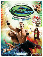 SummerSlam The Complete Anthology Vol 4 (DVD, 2009)