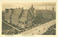 Gelsenkirchen, Knappschaftskrankenhaus, um 1930