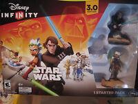 Disney Infinity: 3.0 Edition Starter Pack - Playstation 3/  Wii U - you choose
