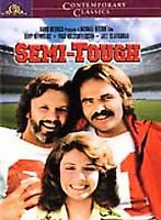 SEMI-TOUGH~1977 VG/C DVD~BURT REYNOLDS KRIS KRISTOFFERSON JILL  CLAYBURGH