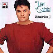 Recuerdos 2 by Juan Gabriel (CD, Jul-1996, Sony BMG)