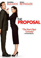 The Proposal (Single-Disc Edition) by Sandra Bullock, Ryan Reynolds, Betty Whit