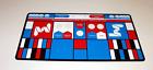 Atari Asteroids Control Panel Overlay CPO Arcade Machine - Lexan - DIE CUT