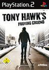 Tony Hawk's Proving Ground (Sony PlayStation 2, 2007, DVD-Box)