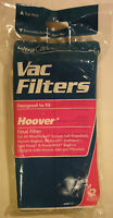 Ultra Care Hoover WindTunnel Vacuum Final Filter, 2 Filters