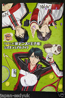 JAPAN New Prince of Tennis: TV Animation Official Visual Book (with Poster