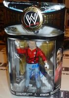 Terry Funk Signed WWE Classic Superstars Figure PSA/DNA COA Chainsaw Charlie WWF