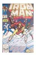 Iron Man #240 (Mar 1989, Marvel)
