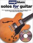 Easy Blues Solos for Guitar by Ed Lozano (2001, CD / Paperback)