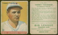 (6443) 1933 Goudey 36 Tommy Thevenow Pirates-VG