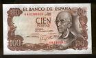 100 PESETAS 1970 SERIE 7V SC PLANCHA