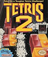 Tetris 2 (Nintendo Entertainment System, 1993) Game Only