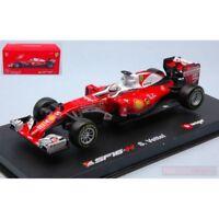 Burago BU36804V Ferrari SF16-H F1 Vettel 2016 N.5 1:43 MODELLINO DIE CAST