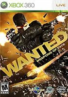 Wanted: Weapons of Fate (Microsoft Xbox 360, 2009) Complete