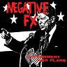 Negative FX-Gov't War Plans CD-American Hardcore-Boston-All Ages-Hardcore CD