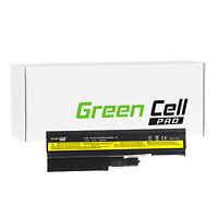 Batería para Lenovo IBM ThinkPad R60e 9446 9447 9455 9458 9459 Ordenador 5200mAh