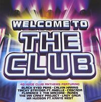 Various Artists - Welcome To The Club - Various Artists CD 4WVG The Fast Free