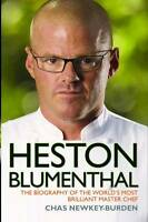 Heston Blumenthal: The Biography of the World's Most Brilliant Master-ExLibrary
