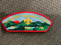 MINT CSP Allegheny Highlands Council S-3
