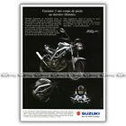 PUB SUZUKI SV 650 SV650 650SV - Ad / Publicité Moto de 2003