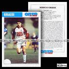 GRASSI MARCO (STADE RENNAIS, RENNES) - Fiche Football 1995