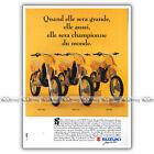 PUB SUZUKI RM 80, 125 & 250 RM80 RM125 RM250 - Ad / Publicité Moto de 1990