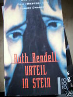 Ruth Rendell Claude Chabrol Urteil in Stein Biester