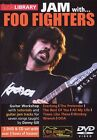 JAM WITH FOO FIGHTERS LICK LIBRARY GUITAR PLAY ALONG DVD & CD NEW RDR0228