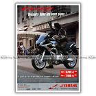 PUB YAMAHA FZ6 600 FAZER N & S - Ad / Publicité Moto de 2005