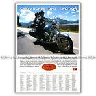 PUB GUZZI 1100 CALIFORNIA EV - Ad / Publicité Moto de 1998