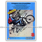 PUB SUZUKI 125 ER 125ER ER125 - Ad / Publicité Moto de 1979