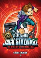Secret Agent Jack Stalwart: Book 3: The Mystery of the Mona LIsa:-ExLibrary