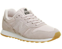 Womens New Balance 373 vi PINK GUM Trainers Shoes