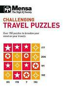 Mensa Challenging Travel Puzzles: Over 150 Puzzles to Broaden Your Mind