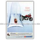 PUB SUZUKI GSF 650 BANDIT S (Piranha) - Ad / Publicité Moto de 2007
