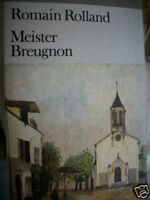 Romain Rolland  Meister Breugnon