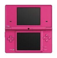 Nintendo DSi Rot Handheld-Spielkonsole PAL Nintendo Dsi Nds DS Dsi Nintendo Neu