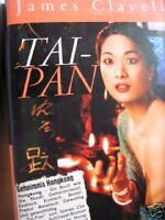 James Clavell Tai-Pan  Hongkong  HC