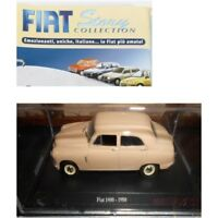Fiat 1400 1950 MODELLINO DIE CAST 1:43 MODEL +BOX +fas Fiat Story Collection