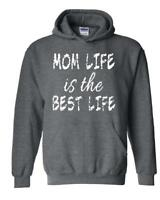 Mom Life Is The Best Life Matching Gift Item w Leggings Unisex Hoodies Sweater
