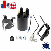 New Ignition Coil for Points Models BF B43 B48 NHC CCK ONAN 166-0772