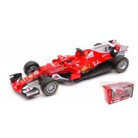 Burago BU36805V FERRARI SF70H S. Vettel 2017 N.5 1:43 MODELLINO DIE CAST MODEL