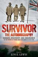Survivor: The Autobiography by Jon E. Lewis (Paperback, 2011)