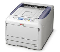 OKI C841dn A3 Colour LED Laser Duplex Printer refurbished